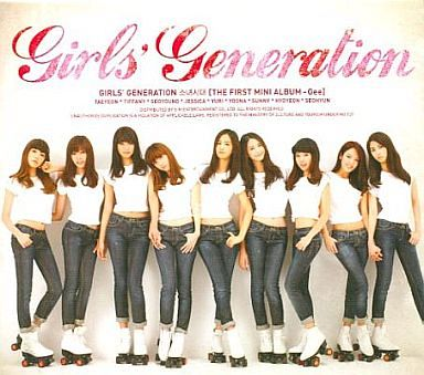 【中古】輸入洋楽CD GIRLS'GENERATION / THE FIRST MINI ALBUM-Gee[韓国盤]