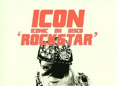 【中古】輸入洋楽CD ICON / ROCKSTAR(韓国盤)[輸入盤]