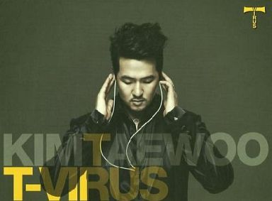 【中古】輸入洋楽CD KIM TAE WOO / T-VIRUS(韓国盤)[輸入盤]