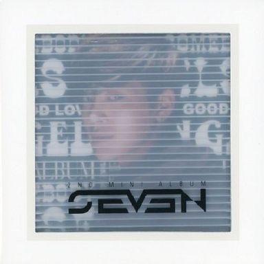 【中古】輸入洋楽CD SE7EN / 2ND MINI ALBUM(韓国盤)[輸入盤]