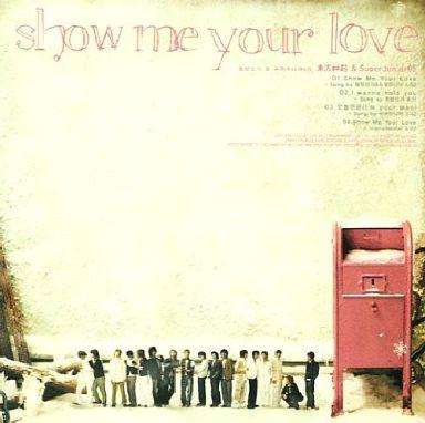 【中古】輸入洋楽CD 東方神起&Super Junior05 / Show Me Your Love(韓国盤)[輸入盤]