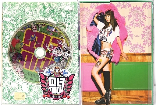 【中古】輸入洋楽CD 少女時代 / I GOT A BOY(Seohyun Ver.)[輸入盤]