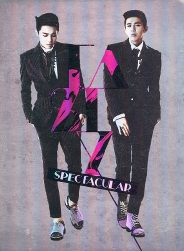 【中古】輸入洋楽CD TASTY / 2ND SINGLE ALBUM SPECTACULAR(韓国盤)[輸入盤]