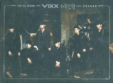 【中古】輸入洋楽CD Vixx / Vixx THE FIRST ALBUM - VOODOO(韓国盤)[輸入盤]