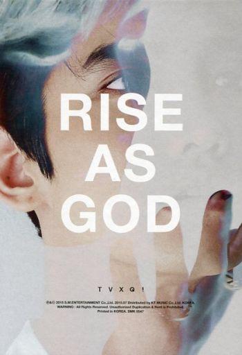 【中古】輸入洋楽CD TVXQ!(東方神起) / RISE AS GOD(チャンミンver.)[輸入盤]