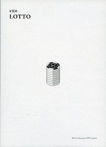 【中古】輸入洋楽CD EXO / Vol.3 Repackage LOTTO(韓国語Ver.)[輸入盤]