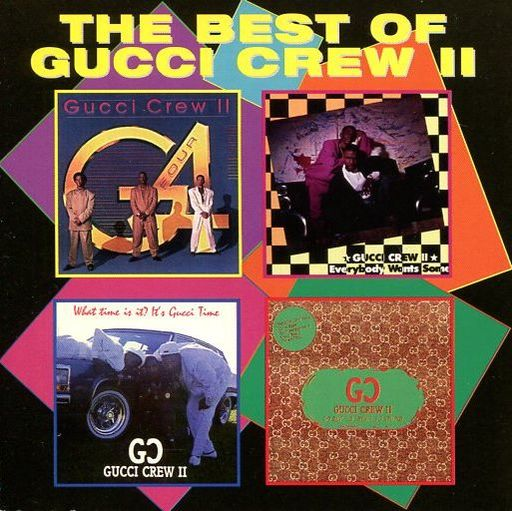 【中古】輸入洋楽CD GUCCI CREW II / THE BEST OF GUCCI CREW II[輸入盤]
