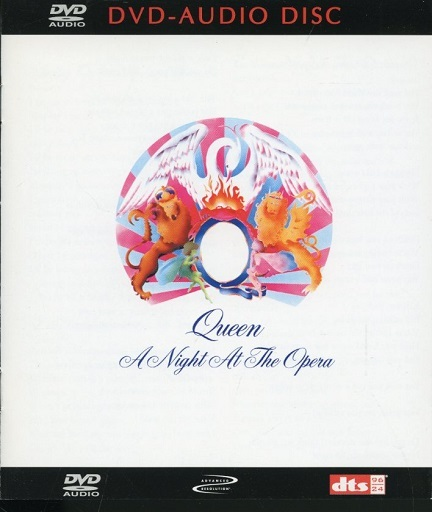 【中古】輸入洋楽DVD-AUDIO QUEEN / A NIGHT AT THE OPERA(DVDオーディオ)[輸入盤]