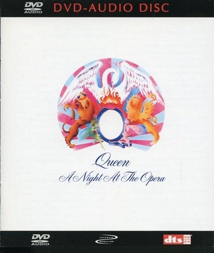 【中古】輸入洋楽DVD-AUDIO QUEEN / A NIGHT AT THE OPERA(DVDオーディオ)[輸入盤]
