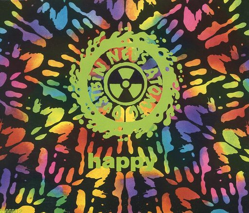 【中古】輸入洋楽CD ned's atomic Dustbin / happy[輸入盤]