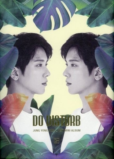 Jung Yong Hwa / Do Disturb (Standard Edition) [Import Disc]