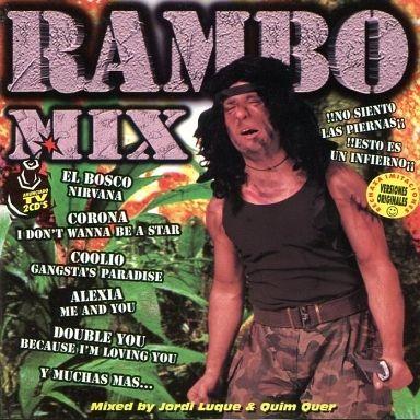 【中古】輸入洋楽CD VARIOUS ARTISTS / RAMBO MIX[輸入盤]
