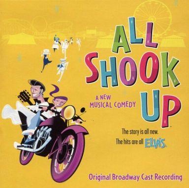 【中古】輸入洋楽CD VARIOUS ARTISTS / ALL SHOOK UP: Original Broadway Cast Recording[輸入盤]