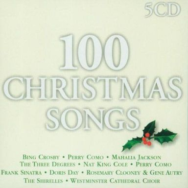 VARIOUS ARTISTS / 100 CHRISTMAS SONGS [Import Disc]