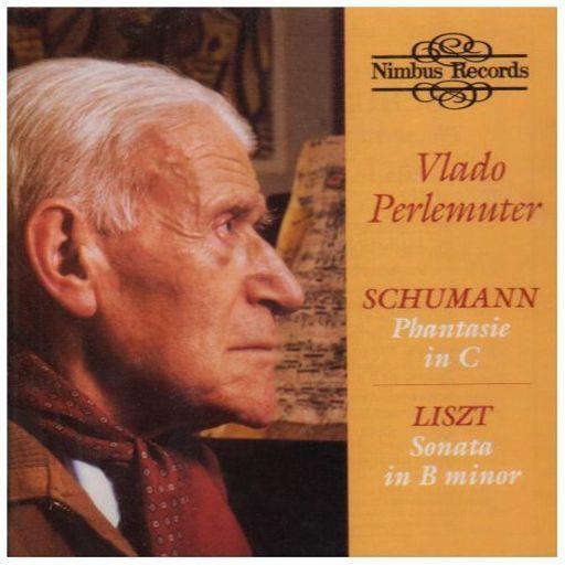 【中古】輸入クラシックCD Vlado Perlemuter(Piano) / SCHUMANN & LISZT:Phantasie in C. Sonata in B minor[輸入盤]