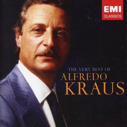 【中古】輸入クラシックCD Alfredo Kraus(tenor) / THE VERY BEST OF ALFREDO KRAUS[輸入盤]