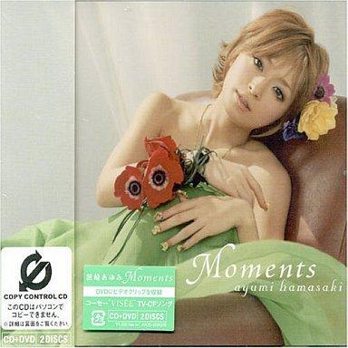 【中古】邦楽CD 浜崎あゆみ / Moments[DVD付]