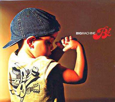 【中古】邦楽CD B'z / BIG MACHINE