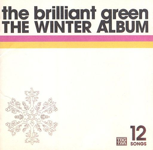 the brilliant green the winter album 中古 邦楽cd 通販
