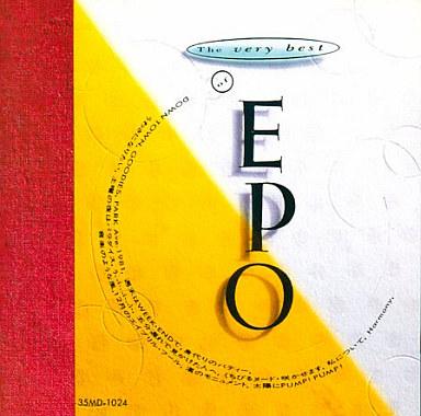 epo the very best of epo 廃盤 新品 邦楽cd 通販ショップの駿河屋