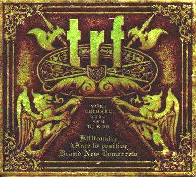 TRF / THE LIVE3(限定盤)