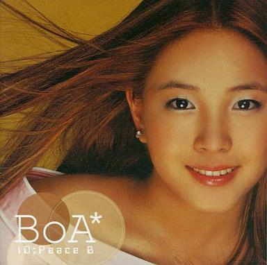【中古】邦楽CD BoA / ID;ピースB