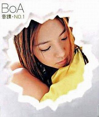 【中古】邦楽CD BoA / 奇蹟・NO.1