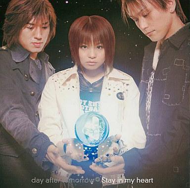 【中古】邦楽CD day after tomorrow / Stay in my heart(限定盤)