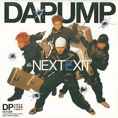 DA PUMP / the NEXT EXIT  画像をクリックして拡大 ※画像はサンプルです。