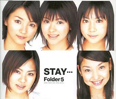 Folder5 / STAY… | 中古 | 邦楽CD | 通販ショップの駿河屋