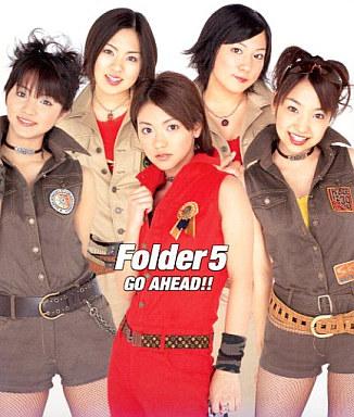 Folder5 / GO AHEAD!! | 中古 | 邦楽CD | 通販ショップの駿河屋