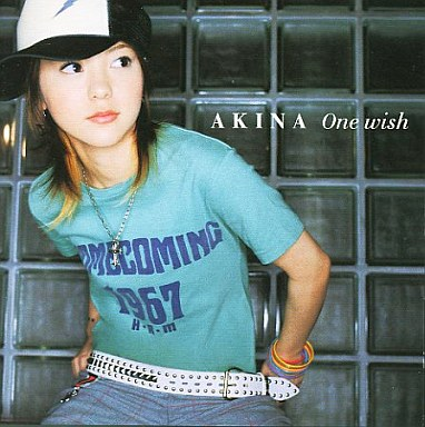 【中古】邦楽CD AKINA / One wish