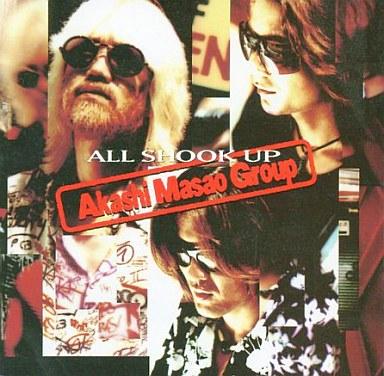【中古】邦楽CD Akashi Masao /ALLSHOOKUP