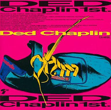【中古】邦楽CD DED CHAPLIN / DED CHAPLIN 1st(廃盤)