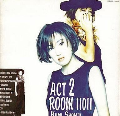【中古】邦楽CD 障子久美 / ACT 2 ROOM 11011