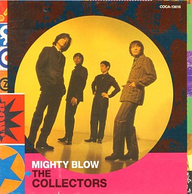 【中古】邦楽CD THE COLLECTORS / MIGHTY BLOW