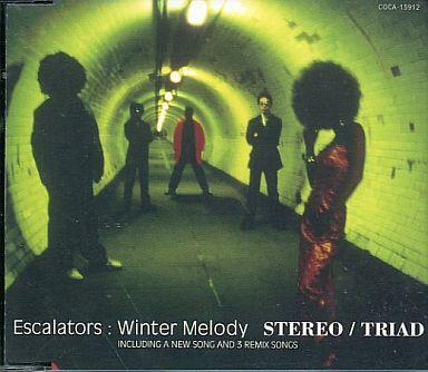 【中古】邦楽CD Escalators / Winter Melody