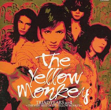 【中古】邦楽CD THE YELLOW MONKEY / TRIAD YEARS act II?THE VERY BEST OF THE YELLOW MONKEY-
