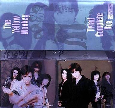 【中古】邦楽CD THE YELLOW MONKEY / TRIAD COMPLETE BOX[限定盤]