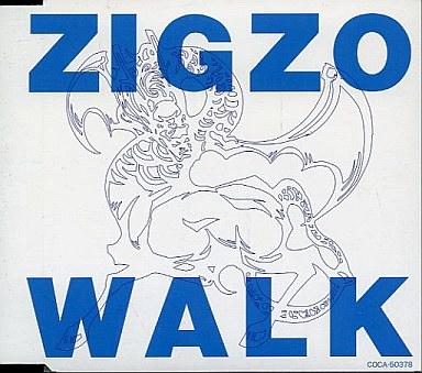 【中古】邦楽CD ZIGZO / WALK