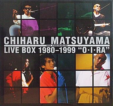 """【中古】邦楽CD 松山千春 / LIVE BOX 1980-1999 """"O・I・RA"""""""