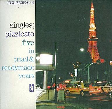 【中古】邦楽CD pizzicato five / singles