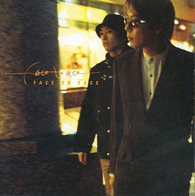 【中古】邦楽CD face to ace / FACE TO FACE