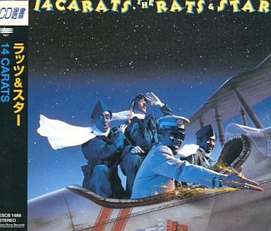 【中古】邦楽CD ラッツ&スター / 14 CARATS(廃盤)