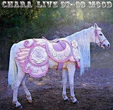 【中古】邦楽CD Chara / MOOD?Live 97-99