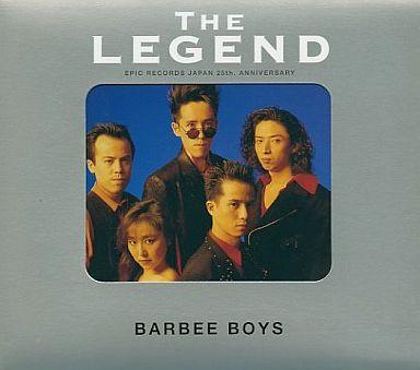 【中古】邦楽CD バービーボーイズ / The LEGEND[限定盤]