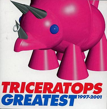 【中古】邦楽CD TRICERATOPS / TRICERATOPS GREATEST 1997-2001