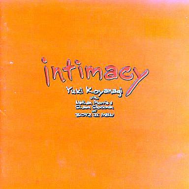 【中古】邦楽CD Yuki Koyanagi with Nathan Morris & Shawn Stockman of BOYZ II MEN / intimacy