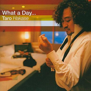 【中古】邦楽CD 葉加瀬太郎 / What a Day...