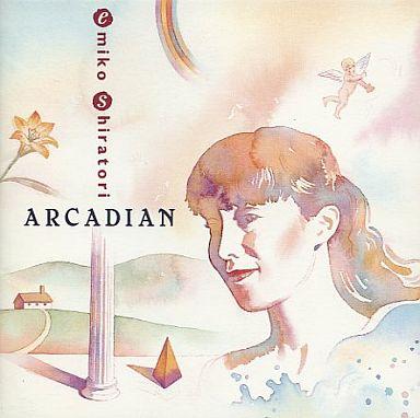 【中古】邦楽CD 白鳥英美子 / ARCADIAN(廃盤)